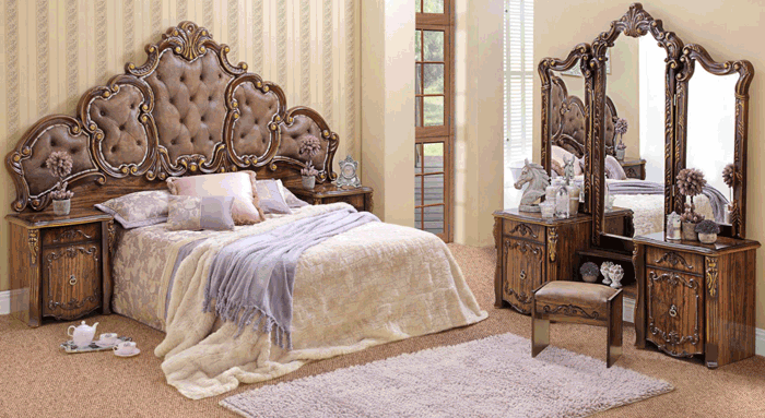 Isabella Bedroom Suite Image