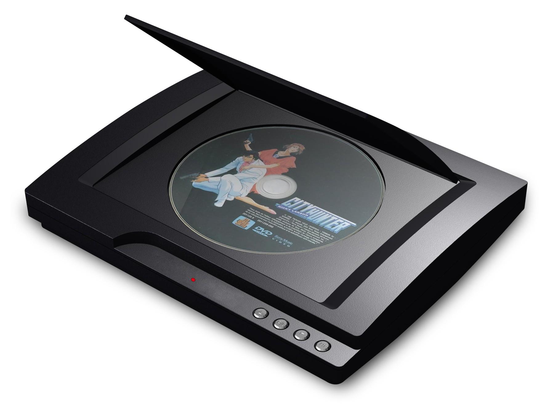 TELEFUNKEN TDV-210A DVD PLAYER Image