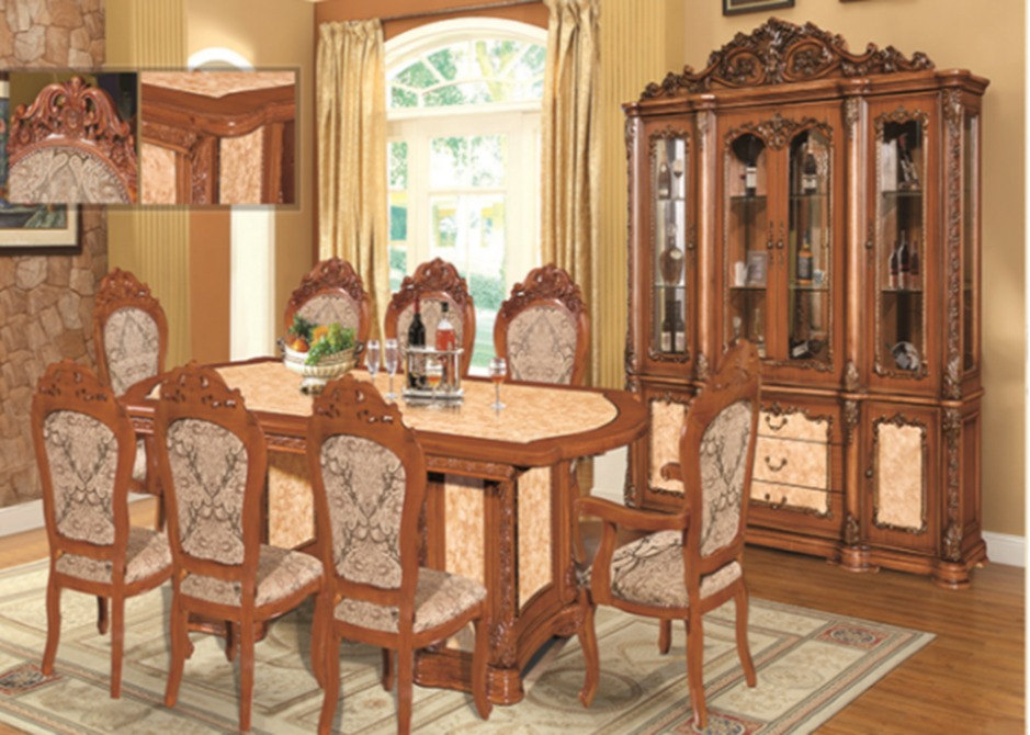 MW8001 Dining Room Suite Image