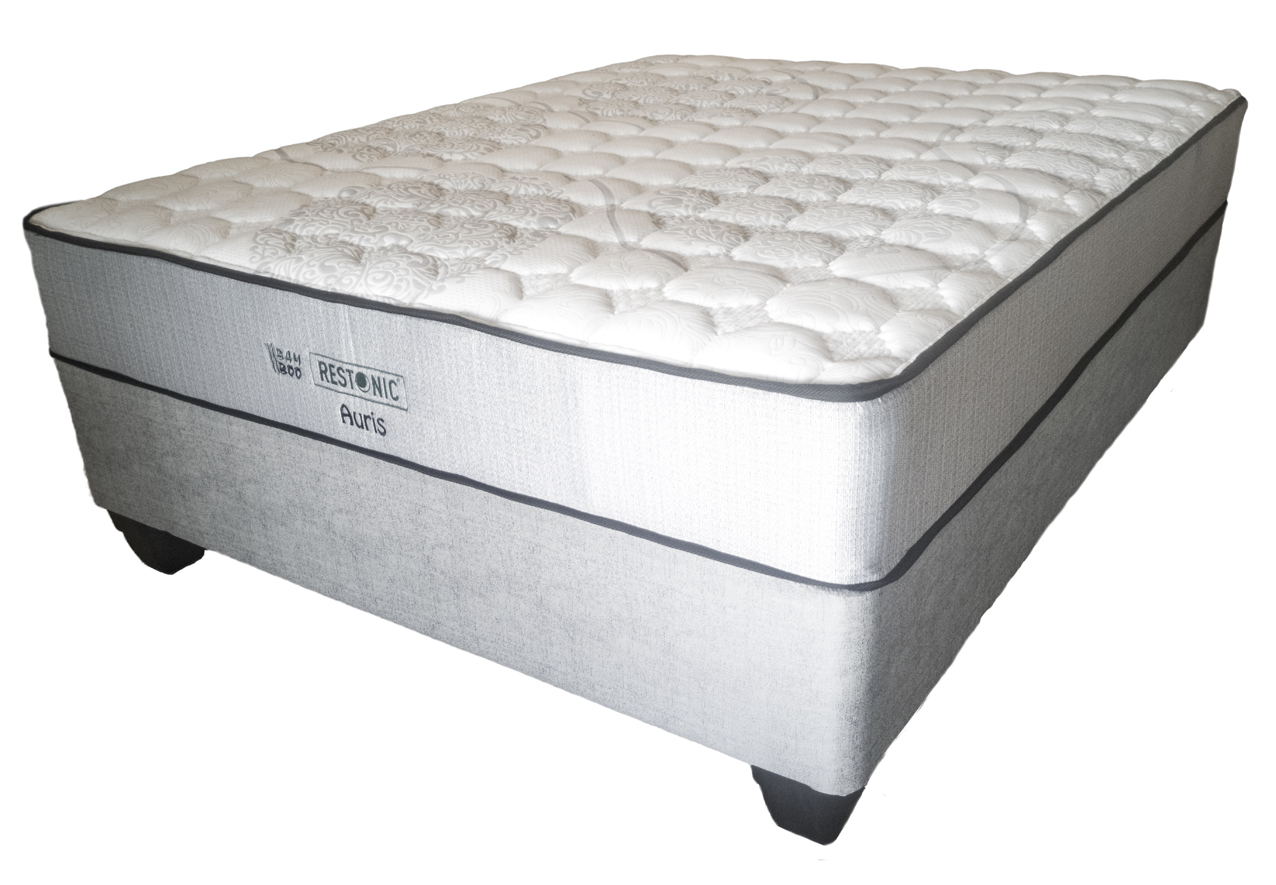 RESTONIC Auris Bed (Double/Queen) Image