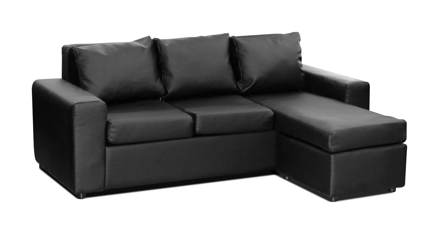 Nicole L-Shaped Couch Image